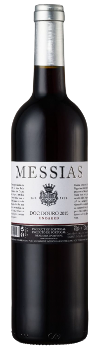 caves messias vinhos de portugal wines douro unoaked tinto red
