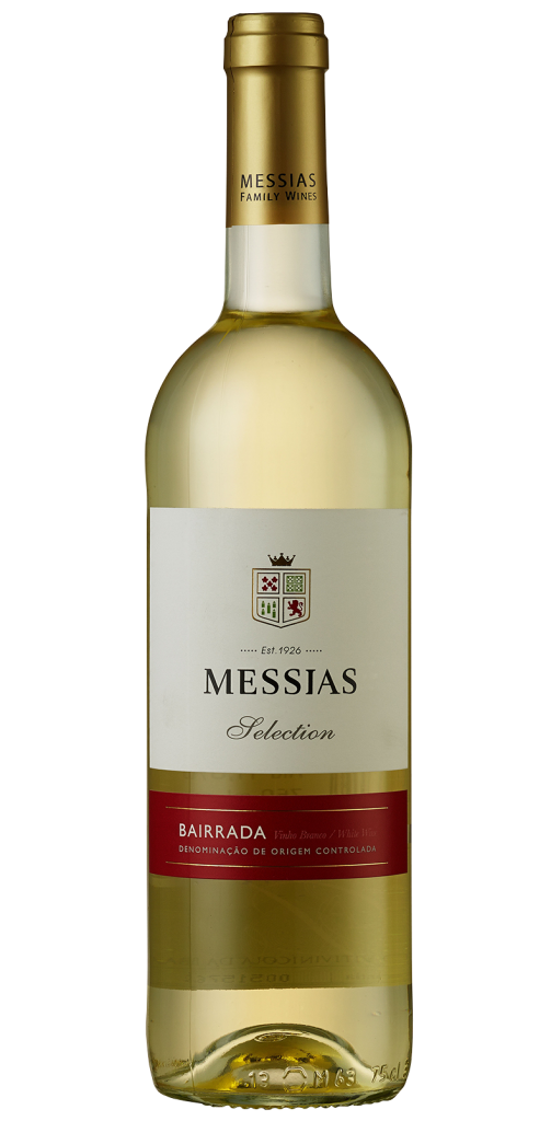 caves messias vinhos de portugal wines bairrada selection branco white